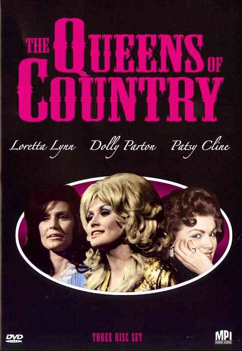 QUEENS OF COUNTRY BY CLINE,PATSY (DVD)
